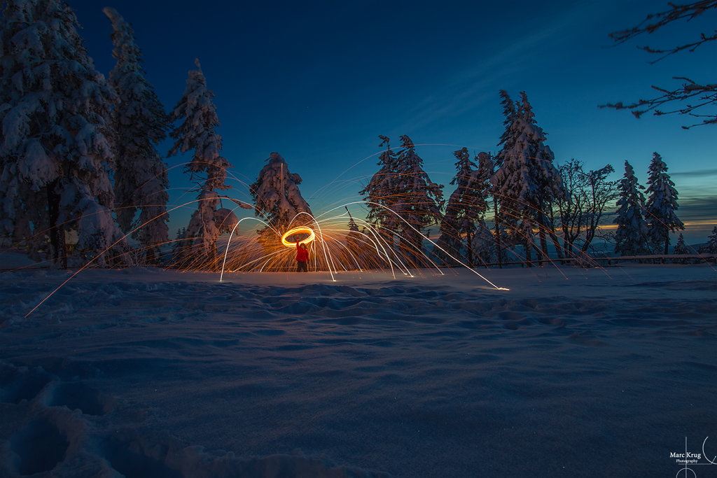 Winter Steelwool