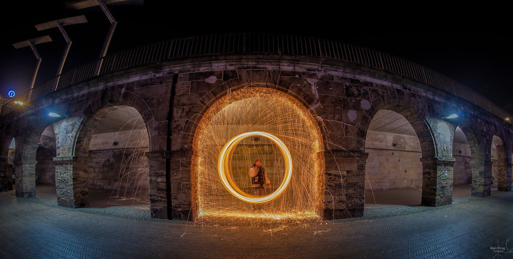 Arkaden Steelwool