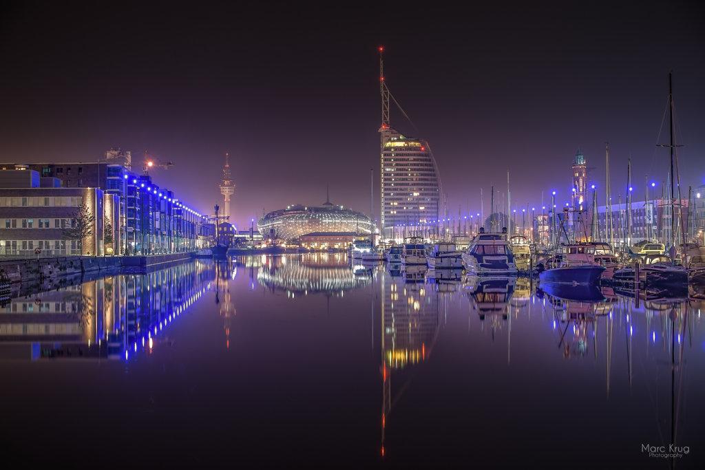 Der neue Hafen